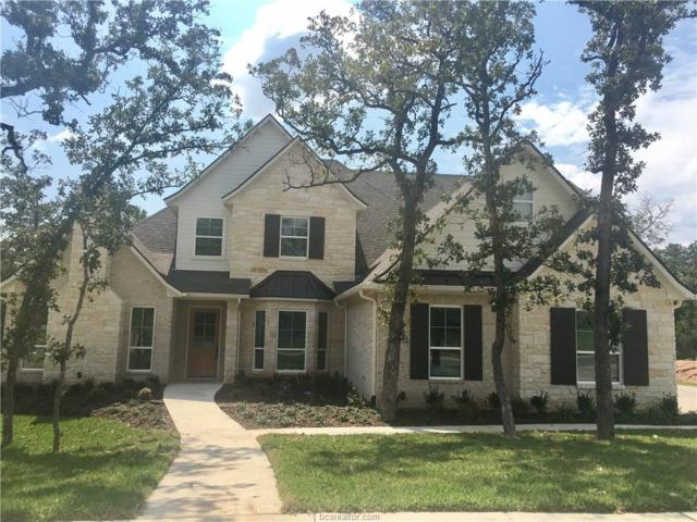 5214 Hawks Ridge, College Station, TX 77845 (MLS #17015888) :: The Tradition Group