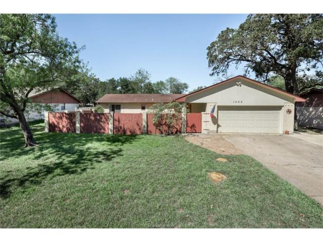 1303 Hawk Tree Drive, College Station, TX 77845 (MLS #17015926) :: Cherry Ruffino Realtors