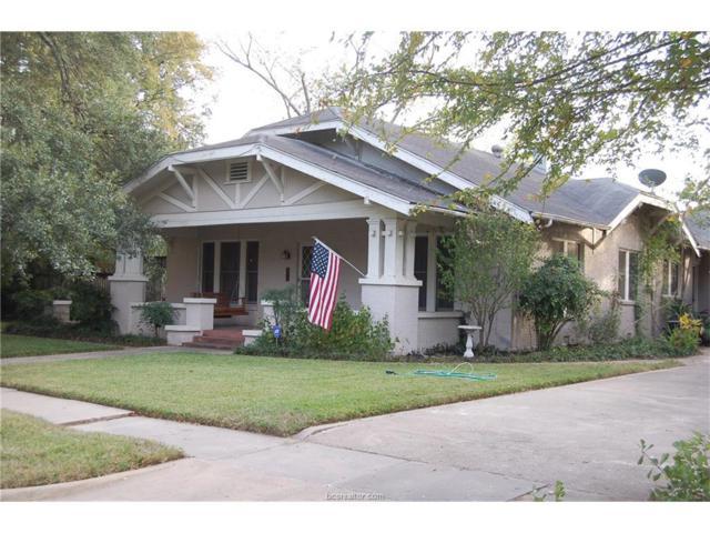 509 E 30th Street, Bryan, TX 77803 (MLS #17016978) :: Cherry Ruffino Realtors