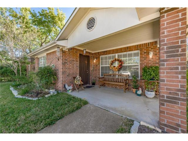 502 Thompson Street, College Station, TX 77840 (MLS #17017017) :: Platinum Real Estate Group