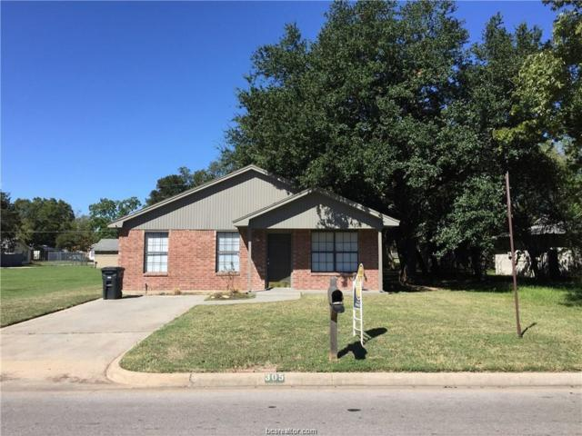 305 Luther Street, College Station, TX 77840 (MLS #17017478) :: The Lester Group