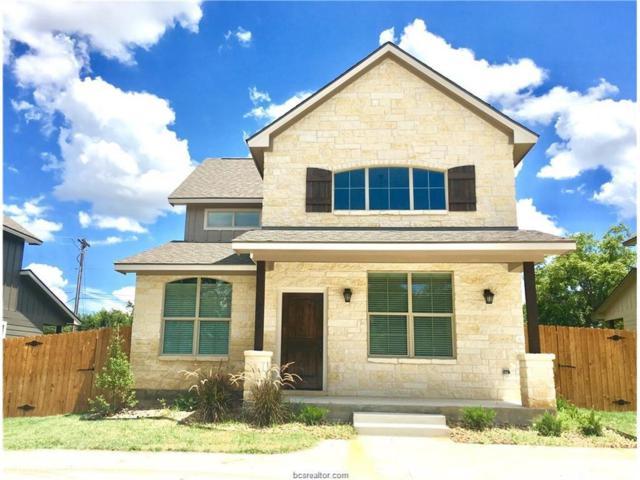 215 Helena Street, Bryan, TX 77801 (MLS #17017519) :: NextHome Realty Solutions BCS