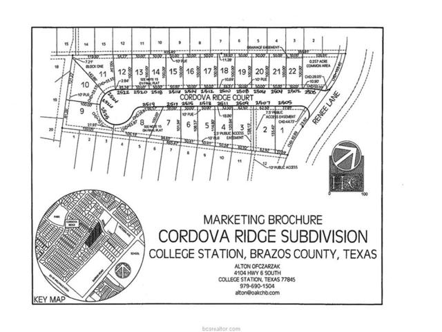 2504 Cordova Ridge Lane, College Station, TX 77845 (MLS #17017553) :: Amber Dawn Cox Realty Group