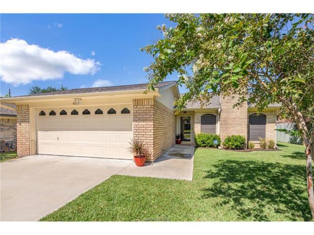 4013 Kenwood Drive, Bryan, TX 77802 (MLS #17017597) :: The Lester Group