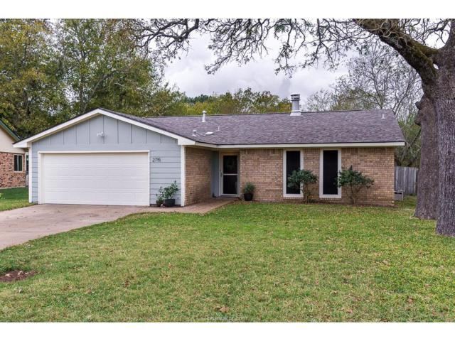2715 Silver Maple Drive, Bryan, TX 77803 (MLS #17017607) :: The Lester Group