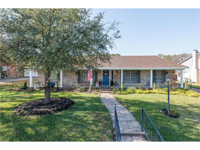 2511 Towering Oaks Drive, Bryan, TX 77802 (MLS #17018824) :: Cherry Ruffino Realtors