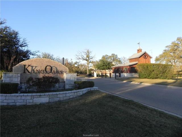 10412 Lot 304 St John Drive, Iola, TX 77861 (MLS #17018827) :: The Tradition Group