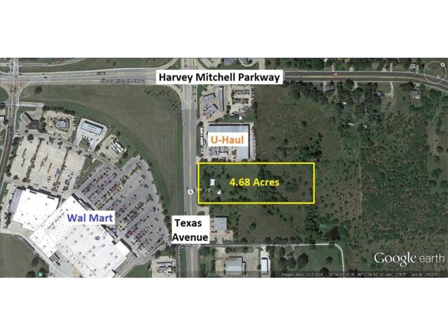 2823 Texas, College Station, TX 77845 (MLS #17018856) :: RE/MAX 20/20