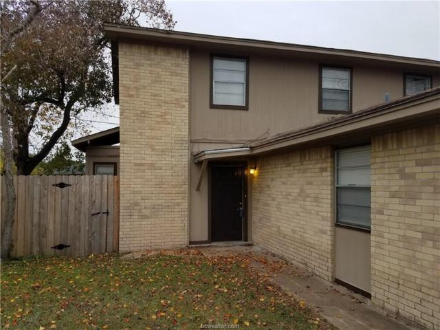 1413-1415 Hawk Tree Drive #2, College Station, TX 77845 (MLS #17018924) :: The Tradition Group