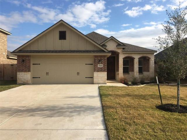 2525 Kinnersley Lane, College Station, TX 77845 (MLS #17019033) :: The Tradition Group
