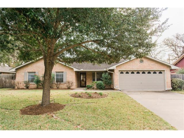 2704 Red Hill Drive, College Station, TX 77845 (MLS #17019125) :: Cherry Ruffino Realtors
