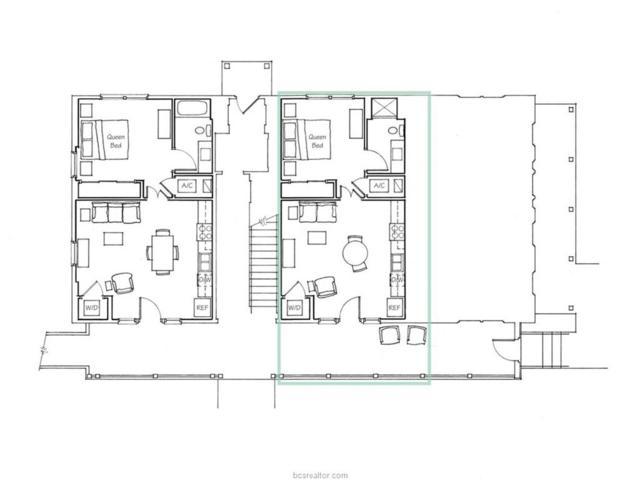 208 W 22nd B, Bryan, TX 77803 (MLS #17019180) :: Platinum Real Estate Group