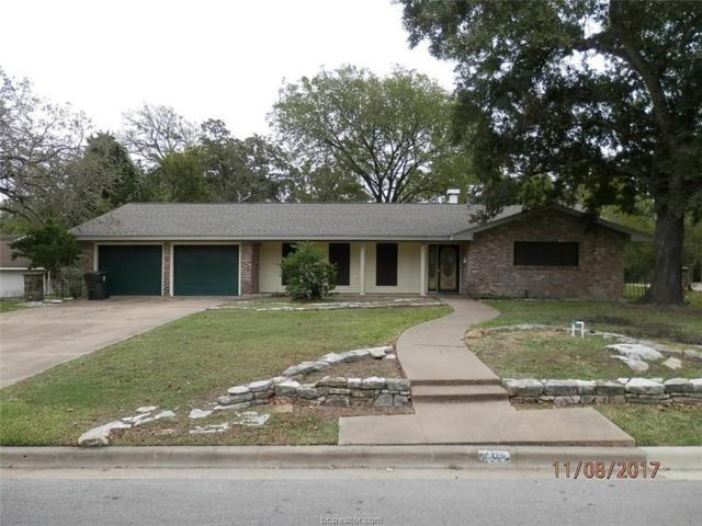 201 Brookside Drive, Bryan, TX 77801 (MLS #17019193) :: Platinum Real Estate Group
