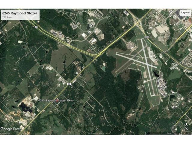 6245 Lot 21 Raymond Stotzer, College Station, TX 77845 (MLS #17019328) :: The Lester Group