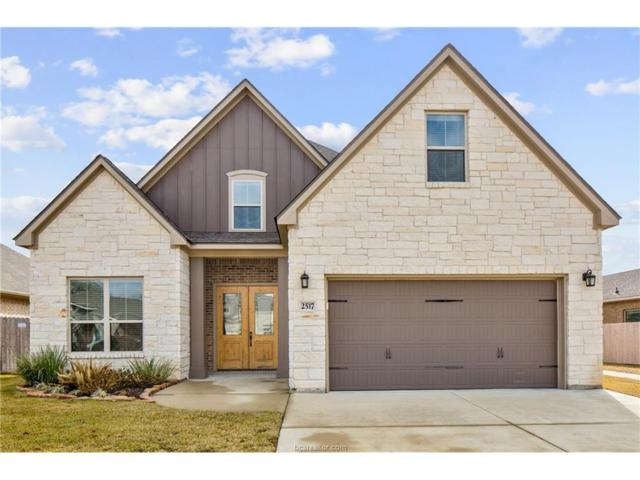 2517 Portland Avenue, College Station, TX 77845 (MLS #18000072) :: The Lester Group