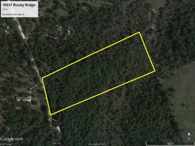10017 Rocky Ridge Lane, Madisonville, TX 77864 (MLS #18000101) :: Amber Dawn Cox Realty Group