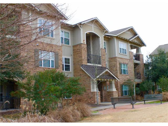 1725 Harvey Mitchell #2213, College Station, TX 77840 (MLS #18000217) :: The Lester Group