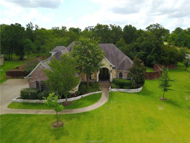4700 Johnson Creek Loop, College Station, TX 77845 (MLS #18000257) :: The Lester Group