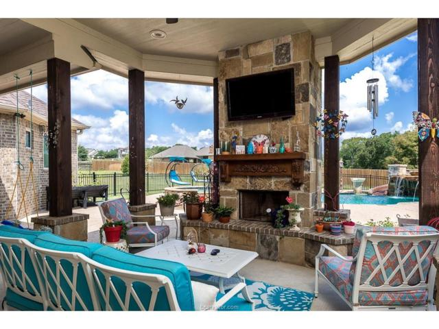 4825 Williams Creek Drive, College Station, TX 77845 (MLS #18000269) :: Cherry Ruffino Realtors