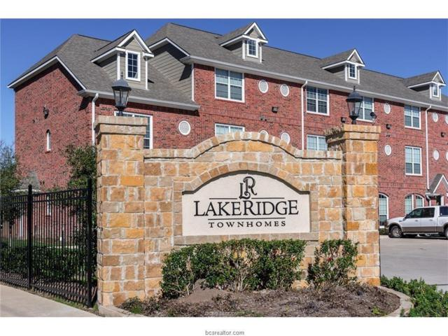 1198 Jones Butler Road #2802, College Station, TX 77840 (MLS #18000555) :: Amber Cox