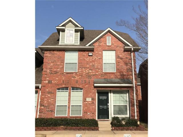 1001 Krenek Tap Road #1205, College Station, TX 77840 (MLS #18000646) :: The Lester Group
