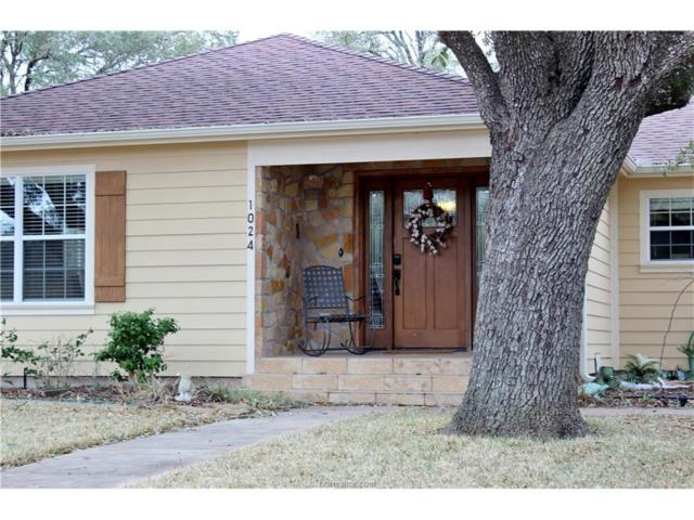 1024 Walton Drive, College Station, TX 77840 (MLS #18000680) :: The Lester Group