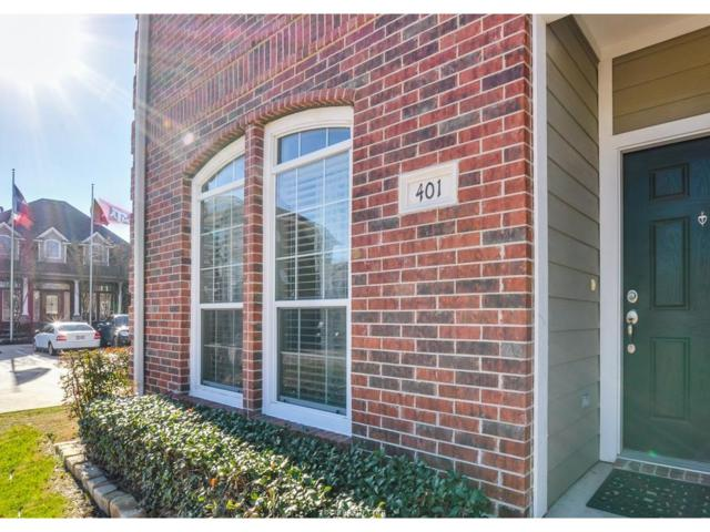 1198 Jones Butler Road #401, College Station, TX 77840 (MLS #18000749) :: The Lester Group