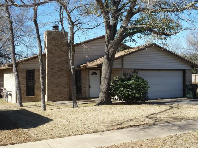 4213 Woodcrest Drive, Bryan, TX 77802 (MLS #18000777) :: The Lester Group