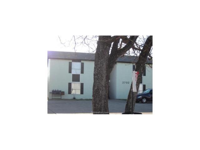 2702/04/7 7 2800/10/ Evergreen & Cypress Bend, Bryan, TX 77801 (MLS #18000780) :: Amber Dawn Cox Realty Group