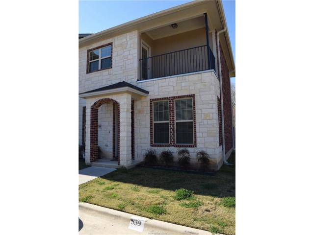 523 Forest Dr Drive, College Station, TX 77840 (MLS #18000788) :: The Lester Group