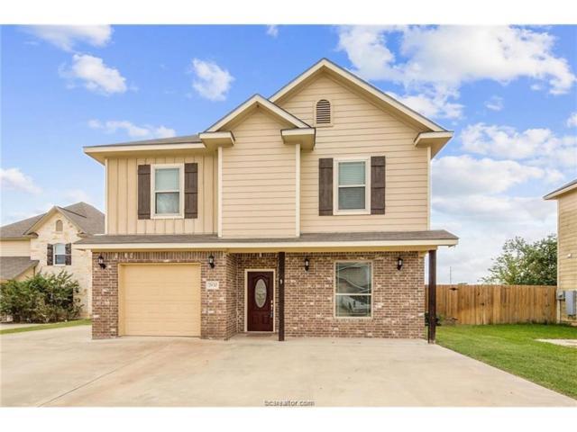 2830 Horseback Drive, College Station, TX 77845 (MLS #18000790) :: The Lester Group