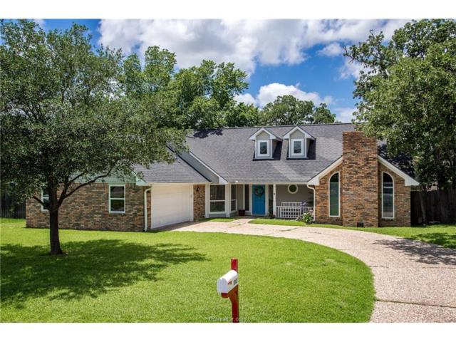 1803 Rosebud Court, College Station, TX 77845 (MLS #18002021) :: Treehouse Real Estate