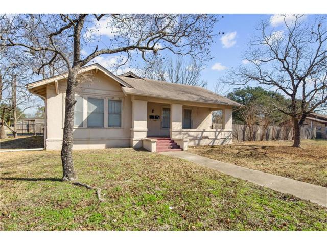 1406 E 29th Street, Bryan, TX 77802 (MLS #18002088) :: The Tradition Group