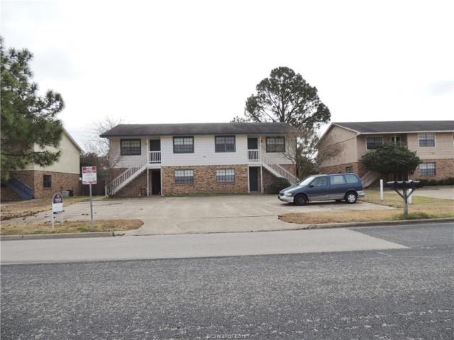 706 Navarro Drive A-D, College Station, TX 77845 (MLS #18002091) :: Cherry Ruffino Realtors