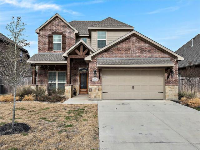 2606 Warkworth Lane, College Station, TX 77845 (MLS #18002105) :: Platinum Real Estate Group