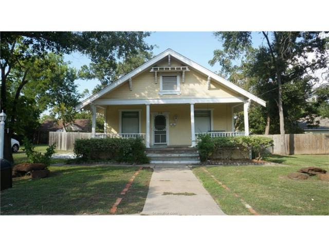 716 E 27th Street, Bryan, TX 77803 (MLS #18002117) :: Platinum Real Estate Group