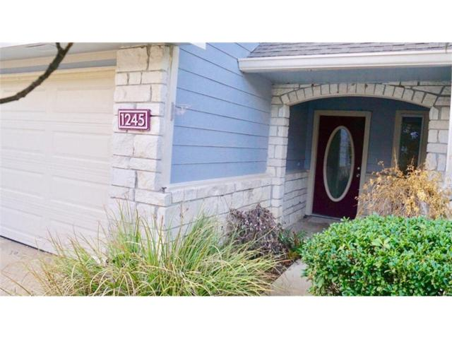 1245 Canyon Creek, College Station, TX 77840 (MLS #18002188) :: The Tradition Group