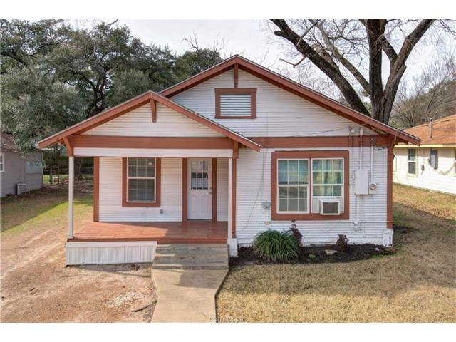 1011 E 25th Street, Bryan, TX 77803 (MLS #18002295) :: Amber Dawn Cox Realty Group