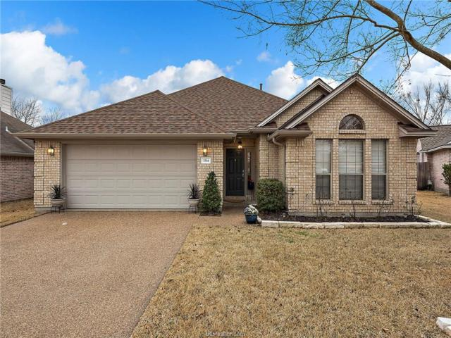 3514 Graz Drive, College Station, TX 77845 (MLS #18002298) :: The Lester Group