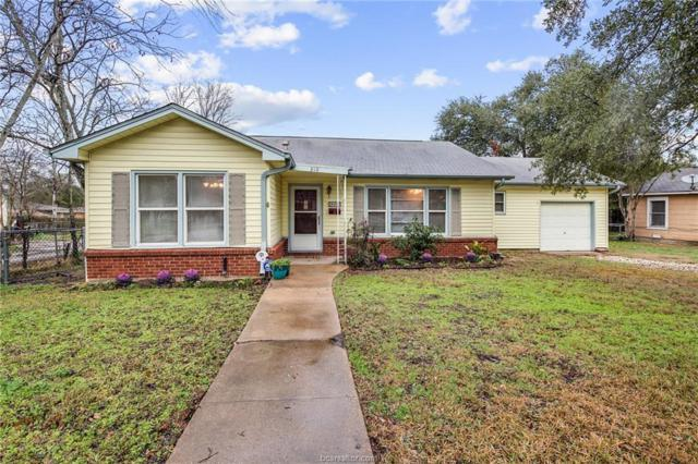 310 Day Avenue, Bryan, TX 77801 (MLS #18002588) :: The Tradition Group