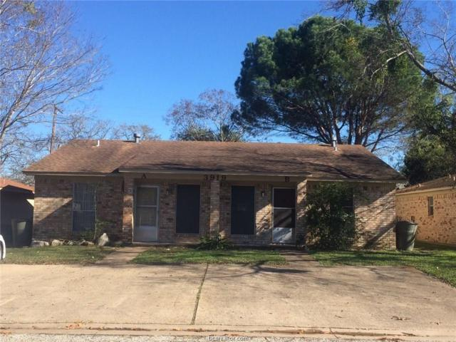 3919 Olive Street, Bryan, TX 77801 (MLS #18002653) :: The Tradition Group