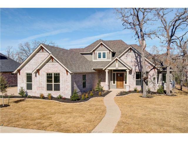 1227 Quarry Oaks Drive, College Station, TX 77845 (MLS #18002738) :: The Tradition Group