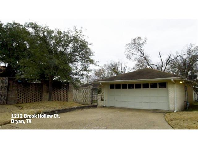 1212 Brook Hollow Court, Bryan, TX 77802 (MLS #18002834) :: The Tradition Group