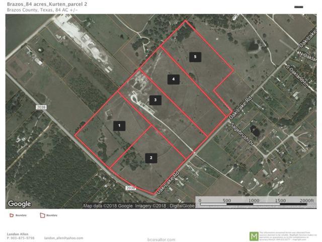 Tract 5 N Oak Lake Road Farm To Market Road, Bryan, TX 77808 (MLS #18002856) :: Amber Dawn Cox Realty Group