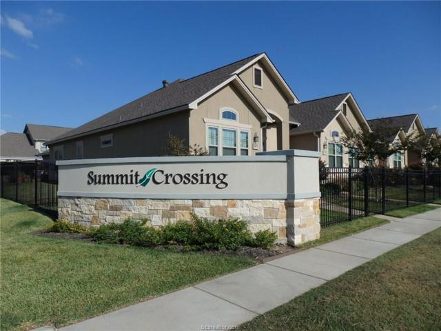 1737 Summit Crossing Lane, College Station, TX 77845 (MLS #18002976) :: Treehouse Real Estate