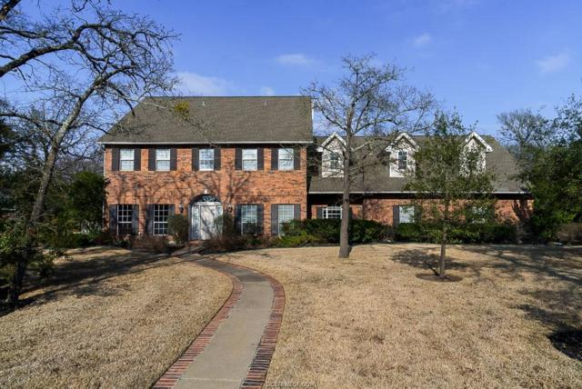 2907 Camille Drive, College Station, TX 77845 (MLS #18002979) :: The Tradition Group