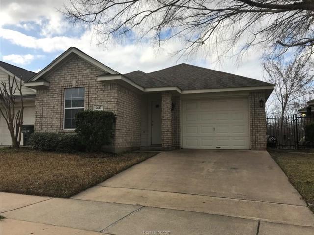 2647 Symphony Park Drive, Bryan, TX 77802 (MLS #18003085) :: Platinum Real Estate Group