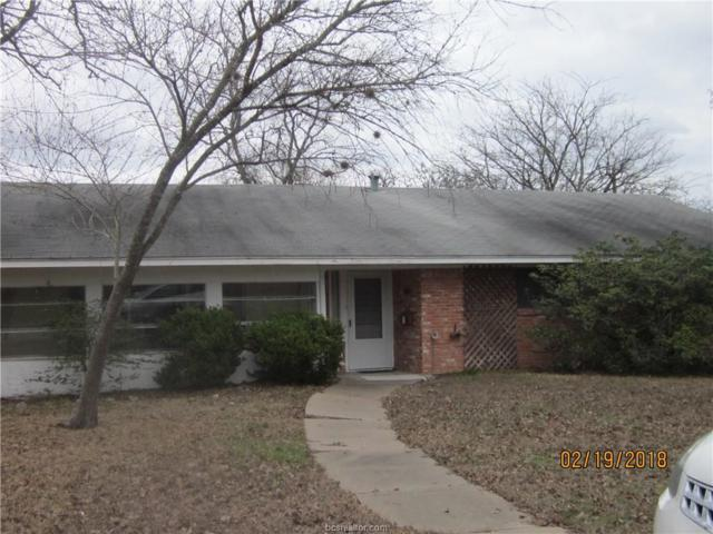 4201 Nagle Street Cob, Bryan, TX 77801 (MLS #18003101) :: The Tradition Group