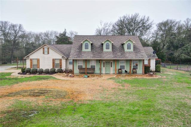 8333 Wheelock Hall Road, Bryan, TX 77808 (MLS #18003113) :: The Tradition Group