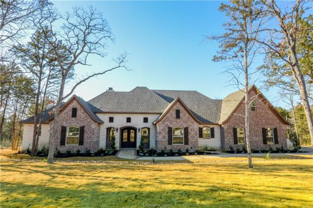 5384 Majestic Oak Court, College Station, TX 77845 (MLS #18003166) :: Cherry Ruffino Realtors